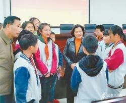普法教育进校园传递正能量 帮助少年学法 倡导健康上网