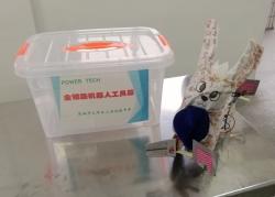 废旧物品变身仿生机器人获大奖 盐城这所学校的农村娃真给力