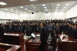 蚌埠刘氏兄弟等人涉黑案一审宣判,最高获刑25年