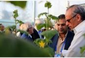 高科技农业设备亮相成都