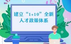"""【新时代 新作为 新篇章】江苏盐城:建立""""1+10""""全新人才政策体系"""