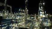 璀璨的現代化工廠