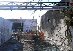 揪心!北京顺义一食品加工厂房爆炸,已致4人死亡