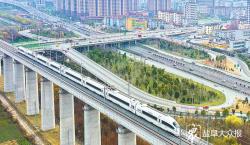 迈进高铁时代 畅享美好生活——徐宿淮盐高铁开通运营侧记