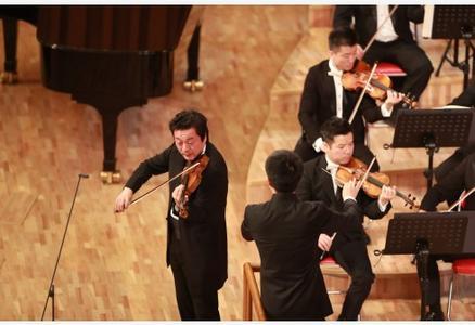 中國國家大劇院交響樂團對朝鮮進行友好訪問演出