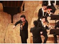 中国国家大剧院交响乐团对朝鲜进行友好访问演出