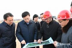 发展特色产业 完善基础设施 推动沿海高质量发展 曹路宝到射阳县调研沿海开放发展工作