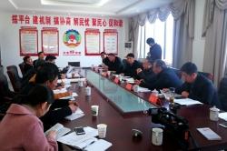 市政协部分委员考察明侍郎成均古墓遗址保护工作