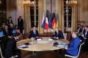 """""""诺曼底模式""""四国峰会在巴黎举行"""