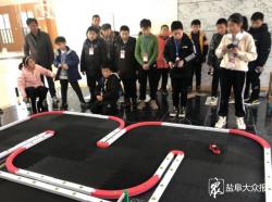 市青少年科技模型大赛顺利开赛
