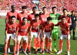 廣州恒大贏得2019中超聯賽冠軍