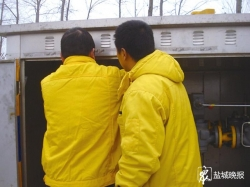 通榆北村、大洋新村等4个小区完成燃气管网改造 老旧小区居民用气更安全方便