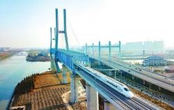 滿載幸福與希望 ——寫在徐宿淮鹽鐵路開通運營之際