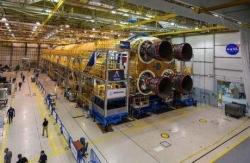 美國稱登月火箭核心級組裝完成 2024年執行載人登月