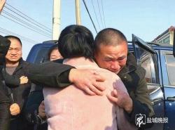 女孩13岁与四川家人离散,在志愿者帮助下—— 12年后亲人千里相聚在射阳