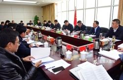 市政府专题研究安全生产专项整治工作