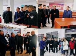 建湖县司法局举办开放日活动
