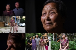2019南京大屠杀幸存者影像册