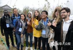 """走进世界自然遗产,聚焦湿地环境保护  """"Go Jiangsu""""外籍粉丝团走进盐城"""
