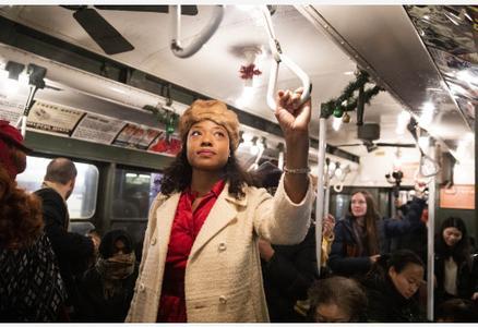 纽约:怀旧地铁