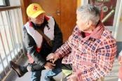 志愿服务暖人心
