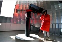 西藏首家天文科普體驗館開館