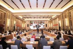 行業盛會頻亮相 付臨門受邀參加2019中國POS機行業年會