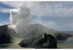 在新西兰火山喷发事故中受伤的中国公民已恢复意识
