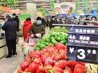 """穩定""""菜籃子"""" 保障市場供應"""