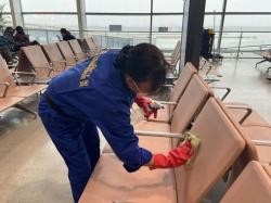 全力做好疫情防控 南京禄口国际机场保障旅客安心顺畅出行