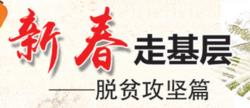 【新春走基层】养鸡场里话脱贫