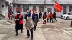 江蘇鹽城:把黨旗插在防控疫情斗爭第一線