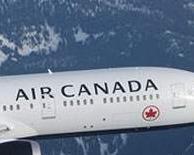 加拿大航空暫停所有直航中國的航班