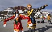 2019年西藏接待游客超過4000萬人次