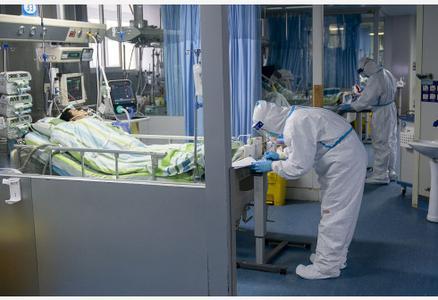 直擊抗擊新型肺炎疫情一線