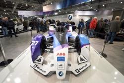 維也納車展開幕 中國電動汽車亮相