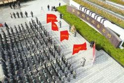 追寻烈士足迹 争做合格民兵——亭湖人武部以烈士名字命名民兵应急分队