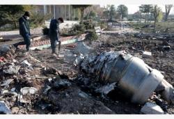 找到黑匣子 乌克兰伊朗协同调查坠机原因