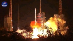 中國航天發射次數領跑世界 2020年將突破40次