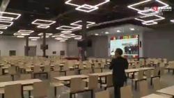 嚯!這家中國企業在美國工廠開了千人大食堂