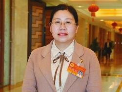推进志愿服务 提升城市文明——访市人大代表刘小艳