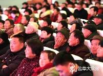 """""""三下乡""""集中服务送温暖惠民生"""