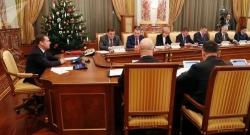 俄羅斯總理梅德韋杰夫宣布俄政府全體辭職