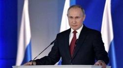 普京:在武器方面俄罗斯不会强加于人 也不准备赶超别人