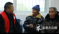 【新春走基層·身邊榜樣】志愿者梁寶華:從一人到帶動千人做公益
