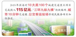 濱海:建設大口岸 構建大交通