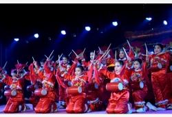 (新春走基層)河南郟縣:老街年味濃