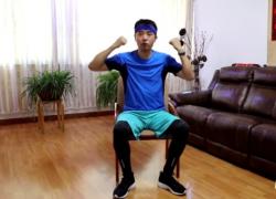 【魔性健身操】小湯山醫院專家教你一套呼吸操,健身又健肺