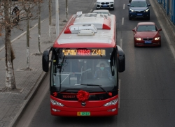 北京164條定制公交線路投入運營