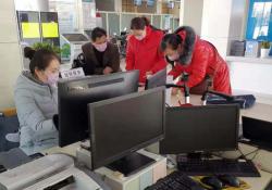 """不因疫情延误发证——射阳县不动产登记中心战""""疫""""不忘服务纪实"""